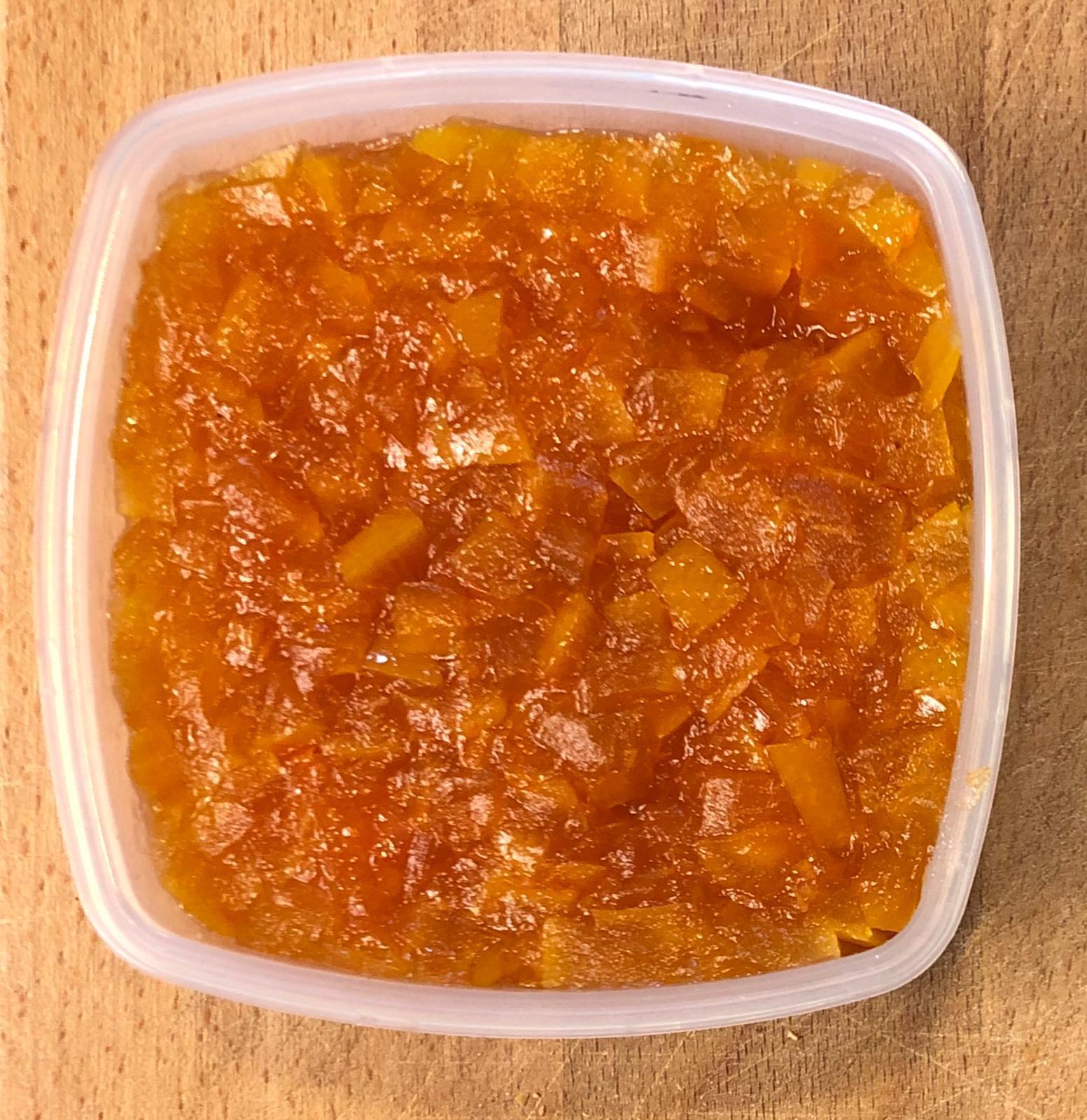 Grapefruit Confit, a recipe by Tom Rees