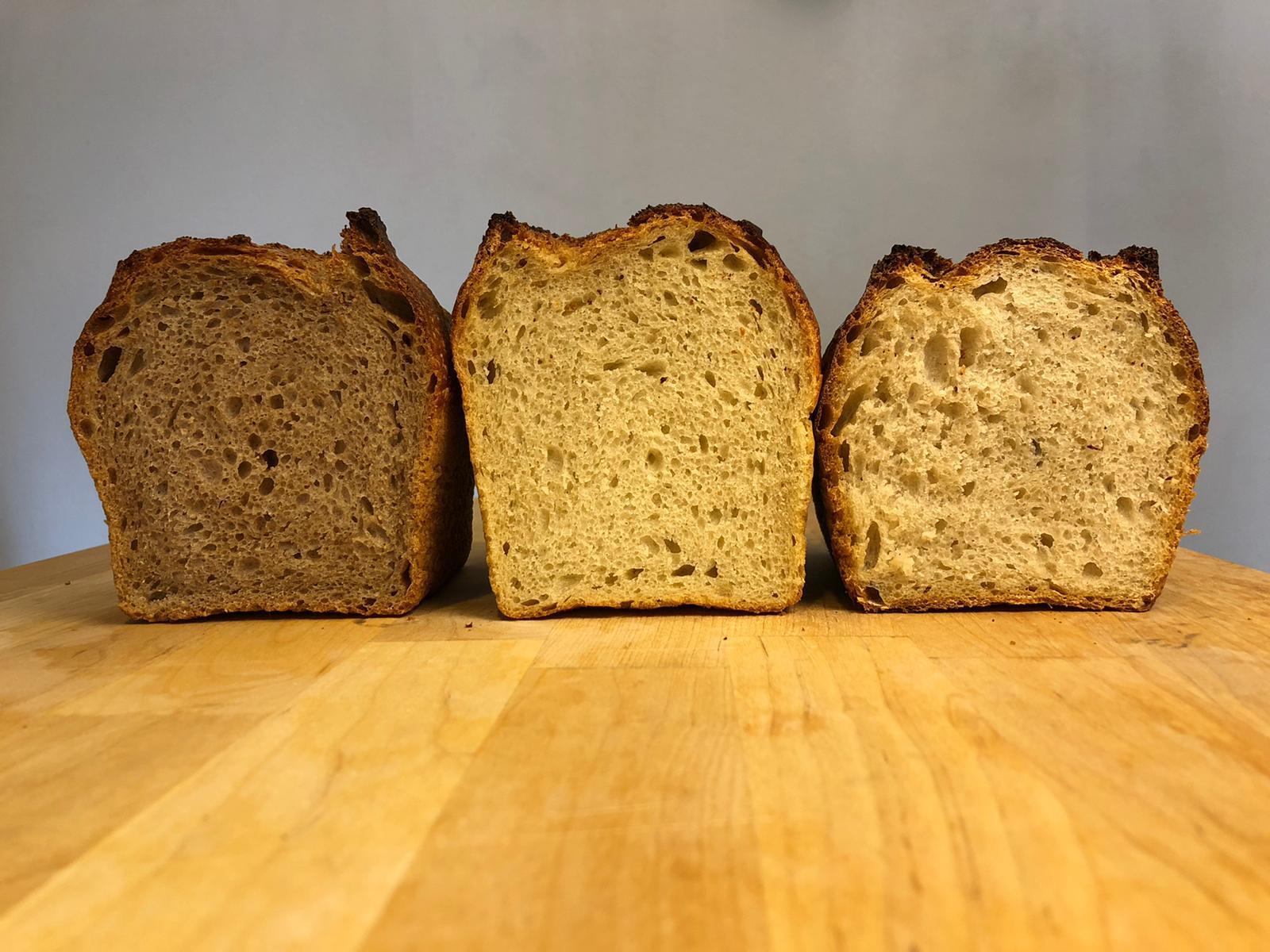 Rețetă de pâine de casă cu maia, à la Tom Rees, patiser boulanger Pain Plaisir