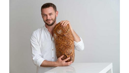 Pâinea țărănească de la Pain Plaisir