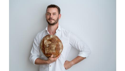 Make your own sourdough at home in 4 simple steps - a recipe by Tom Rees