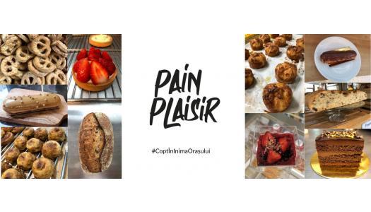 În inima orașului, înapoi pe rafturi: produsele preferate revin la Pain Plaisir!