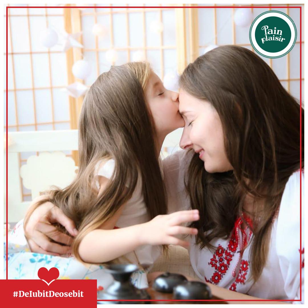 #DeIubitDeosebit - Iubirea pentru copii