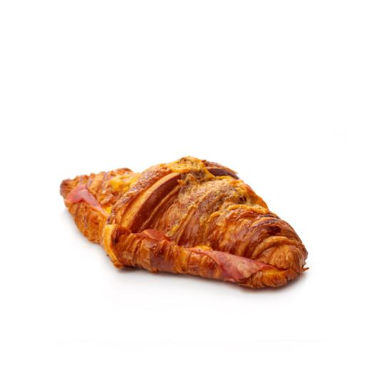 Croissant cu jambon