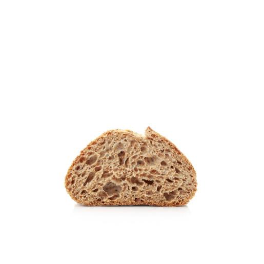 Pâine cu făină integrală de grâu