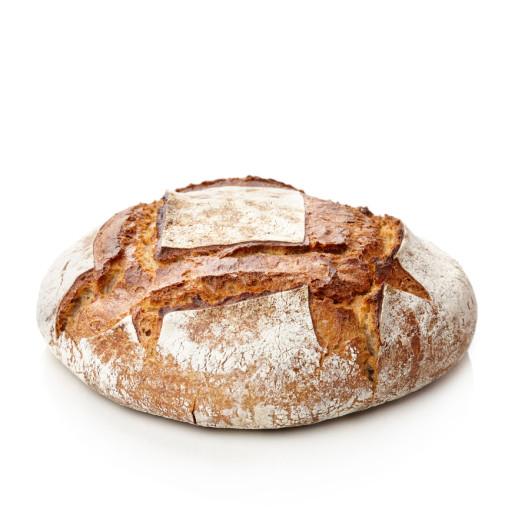 Pâine intermediară întreagă