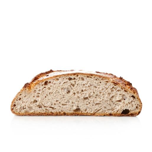 Pâine intermediară jumătate