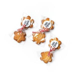 Punguță biscuiți mărțișor