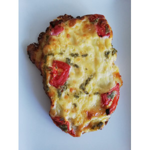 Tartină cu mozzarella și roșii