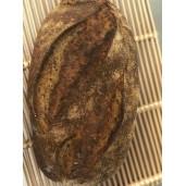 Pâine cu făină integrală de grâu intreagă