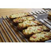 Tartină cu brânză și ardei jalapeno