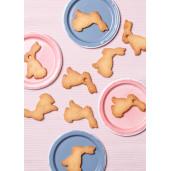 Punguță biscuiți iepuraș