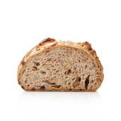 Pâine cu făină integrală de grâu şi seminţe de dovleac intreaga