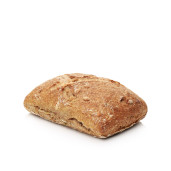 Pâine cu făină integrală de grâu şi seminţe de dovleac